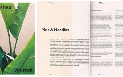 Pins & Needles – Nourished Journal