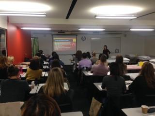 Dr. Vivian Tam running Cosmetic Acupuncture seminars around Australia!